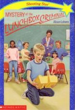 The Lunchbox Criminal, by Alison Lohans