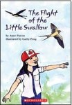 The Flight of the Little Swallow, by Anne Patton