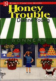 Honey Trouble, by Dianne Young (original cover)
