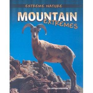 Mountain Extremes, by Gillian Richardson