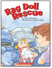 Rag Doll Rescue, by Gillian Richardson