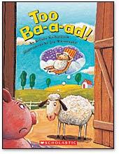 Too Ba-a-ad! ~ by Gillian Richardson