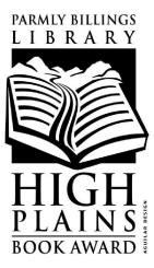 High Plains Book Award logo