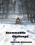 Snowmobile Challenge (ebook), by Linda Aksomitis