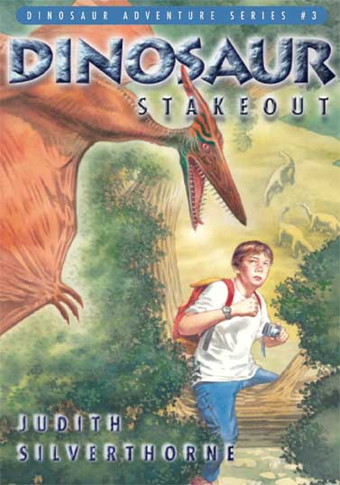 Dinosaur Stakeout, by Judith Silverthorne