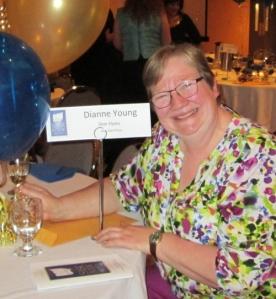 Dianne Young at Saskatchewan Book Awards