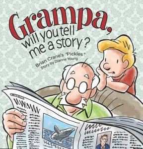 Grampa, Will You Tell Me a Story? by Dianne Young