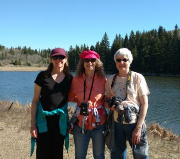 Hiking in Cypress Hills