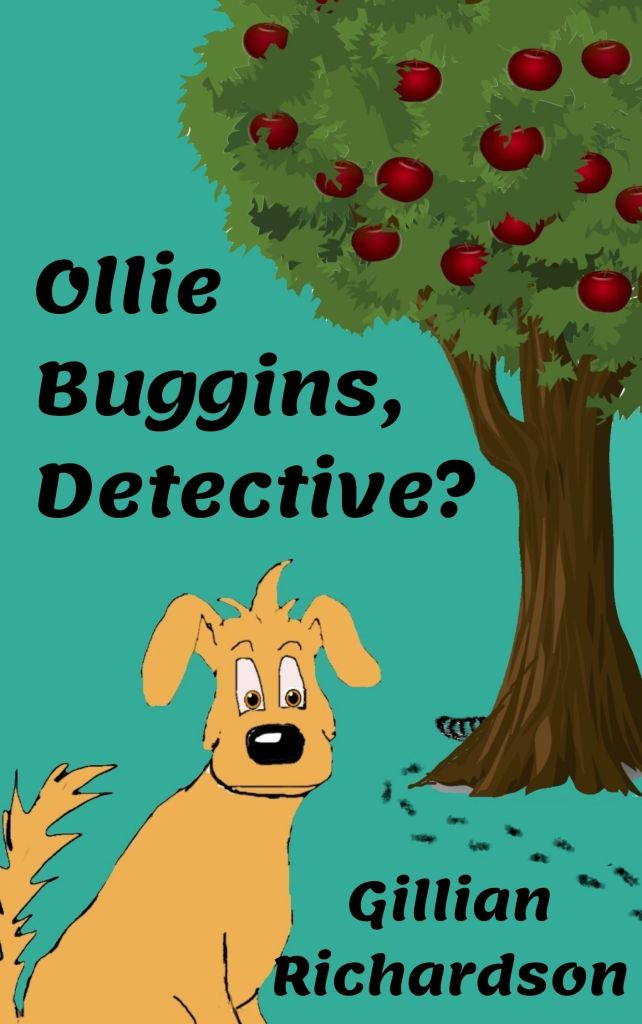 Ollie, Buggins, Detective? book cover
